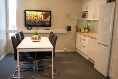 Kjøkken og møterom